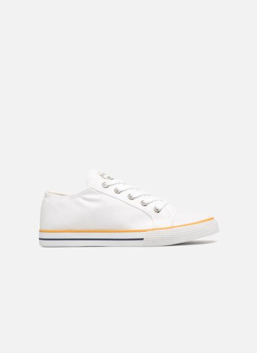 Sneakers Esprit Conny Lu Wit achterkant