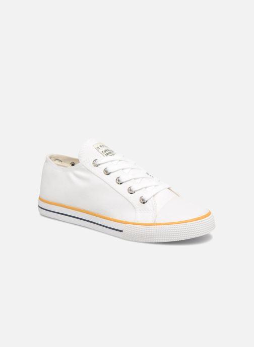 Sneakers Esprit Conny Lu Hvid detaljeret billede af skoene