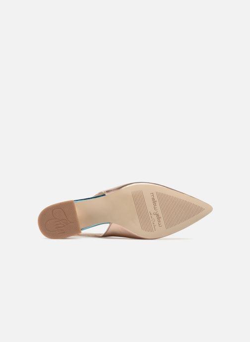 Zapatos de tacón Mellow Yellow Dabrio Rosa vista de arriba