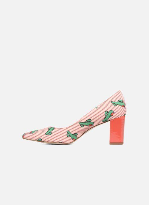 Zapatos de tacón Mellow Yellow Dechoupino Rojo vista de frente