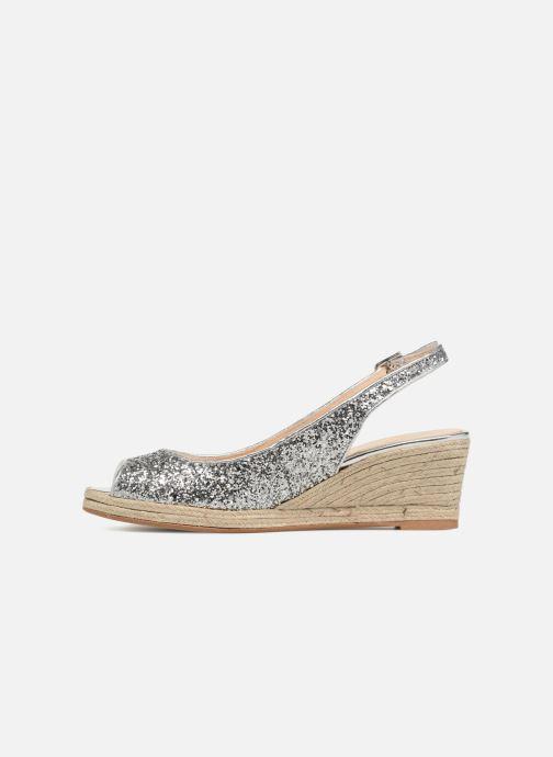 Mellow Glitter Et Argent Nu Yellow Sandales Depepsy pieds QrWBeCxodE