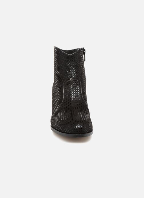 Ankle boots Mellow Yellow Daboy Black model view