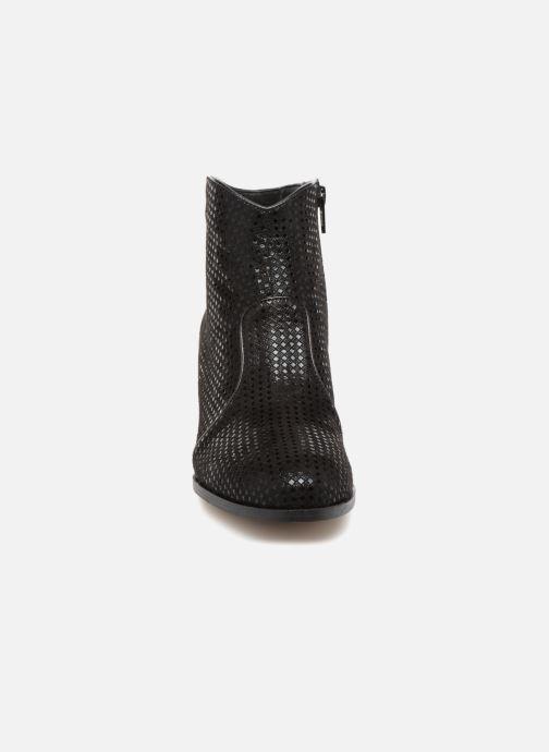 Bottines et boots Mellow Yellow Daboy Noir vue portées chaussures