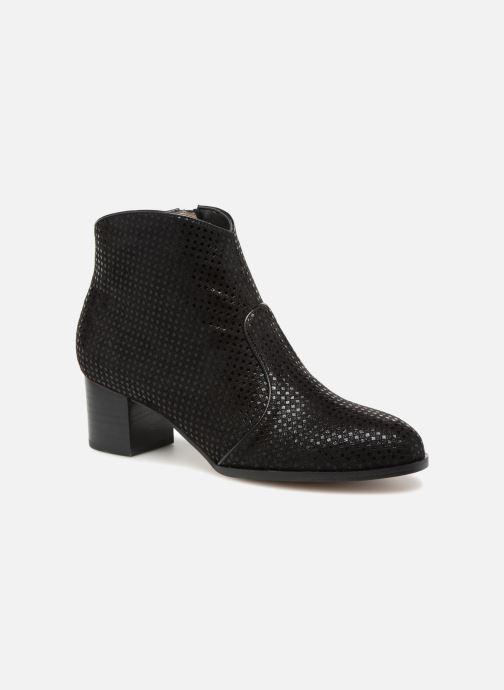 Boots en enkellaarsjes Mellow Yellow Daboy Zwart detail