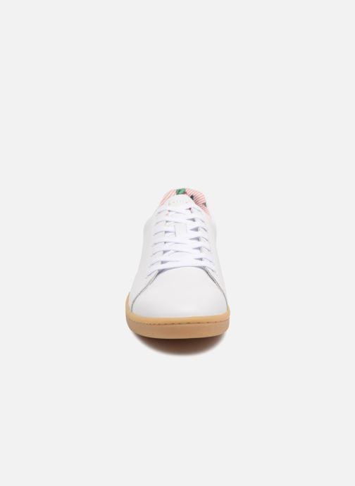 Baskets Mellow Yellow Dactus Blanc vue portées chaussures