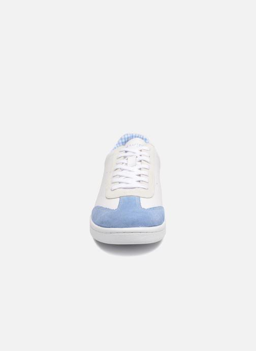 Baskets Mellow Yellow Dallow Blanc vue portées chaussures