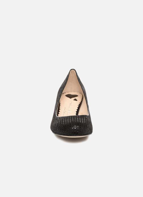 Escarpins Mellow Yellow Dabo Noir vue portées chaussures