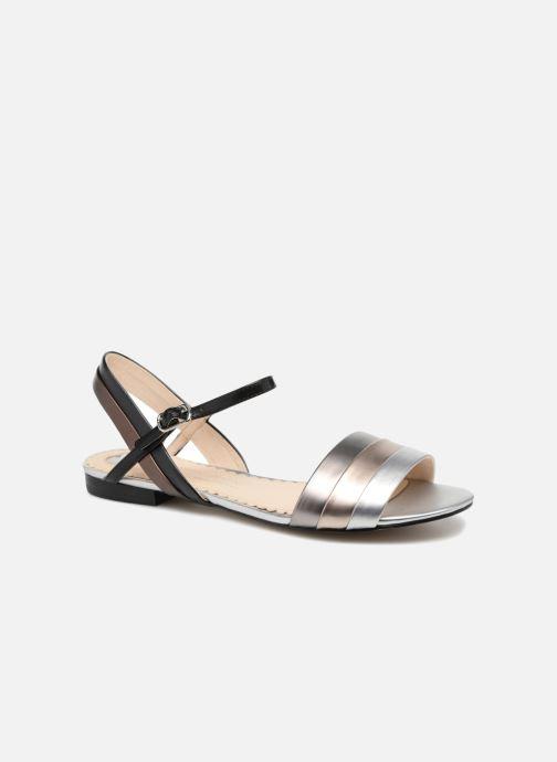 Sandales et nu-pieds Mellow Yellow Dany Noir vue détail/paire