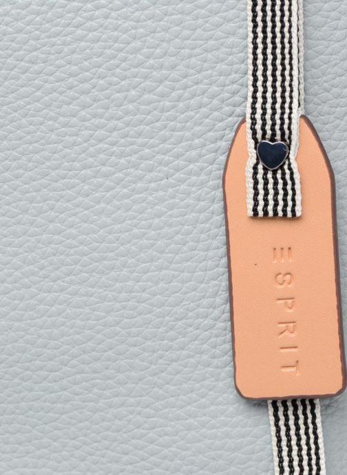 Bolsos de mano Esprit Ava Hobo Gris vista lateral izquierda