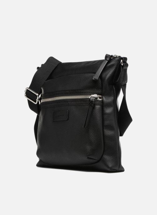 Handtassen Esprit Anna Middle Shoulder bag Zwart model
