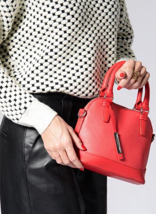 Sacs à main Esprit Akira Handbag Rose vue bas / vue portée sac