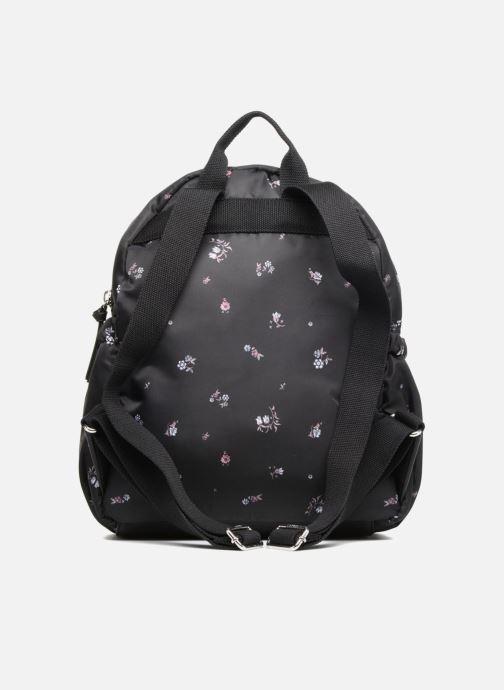 Rugzakken Esprit Annie Backpack Flower Zwart voorkant