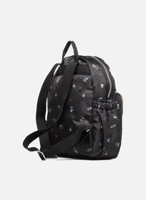 Rugzakken Esprit Annie Backpack Flower Zwart rechts