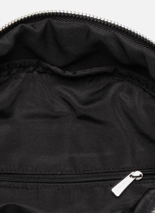 Rugzakken Esprit Annie Backpack Flower Zwart achterkant