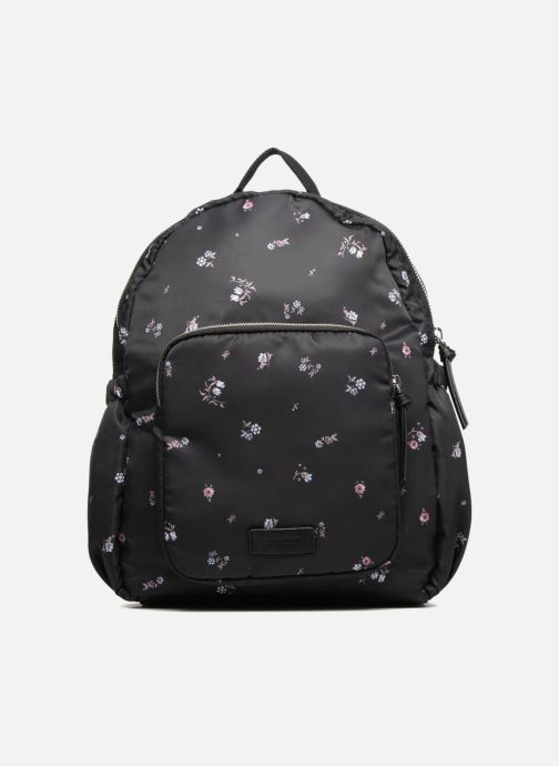Rugzakken Esprit Annie Backpack Flower Zwart detail