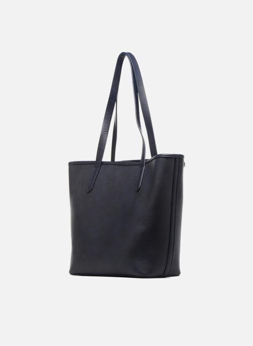 Handtassen Esprit Alison Shopper Blauw model