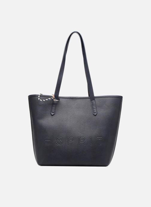 Handtassen Esprit Alison Shopper Blauw detail