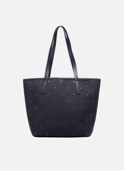 Handbags Esprit Alison Dot Shopper Blue front view