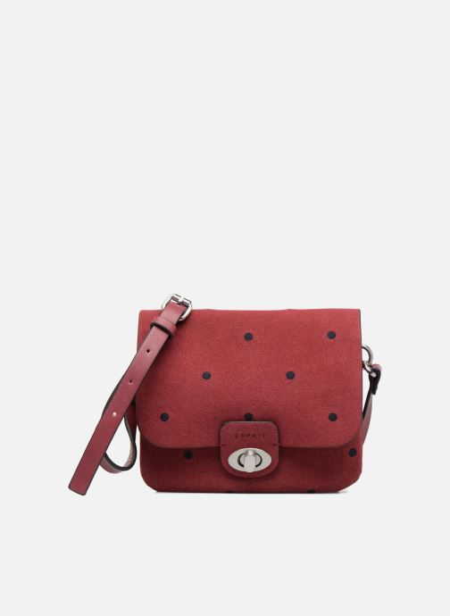 Sacs à main Esprit Aimee Dot Small Shoulder bag Bordeaux vue détail/paire