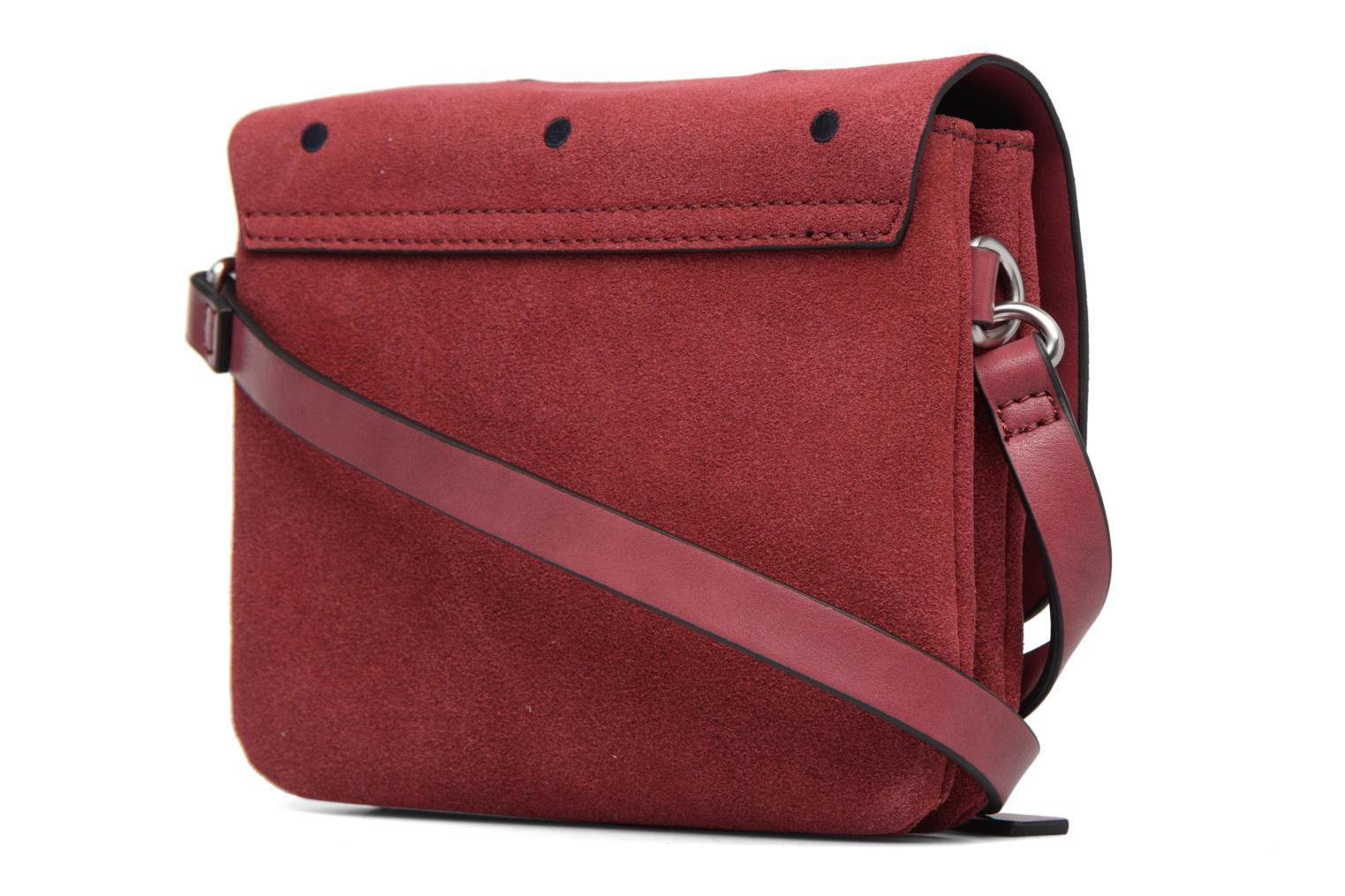 Esprit Shoulder Aimee Dot red Berry 2 bag Small qUqHw