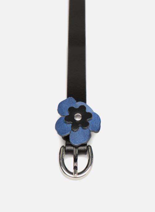 Cinturones Esprit Flower Leather Belt 15mm Negro vista del modelo