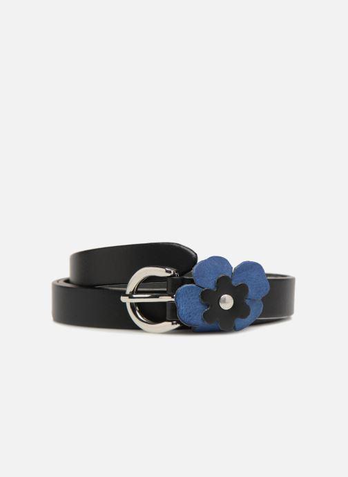 Cinturones Esprit Flower Leather Belt 15mm Negro vista de detalle / par