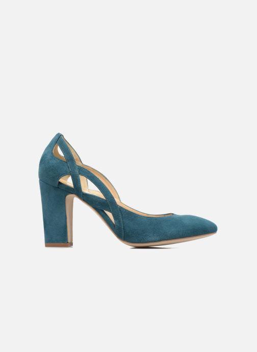 High heels Made by SARENZA Carioca Crew Escarpins #3 Green detailed view/ Pair view