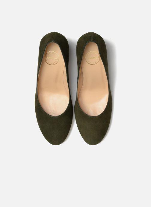 Escarpins Made by SARENZA Carioca Crew Escarpins #4 Vert vue portées chaussures