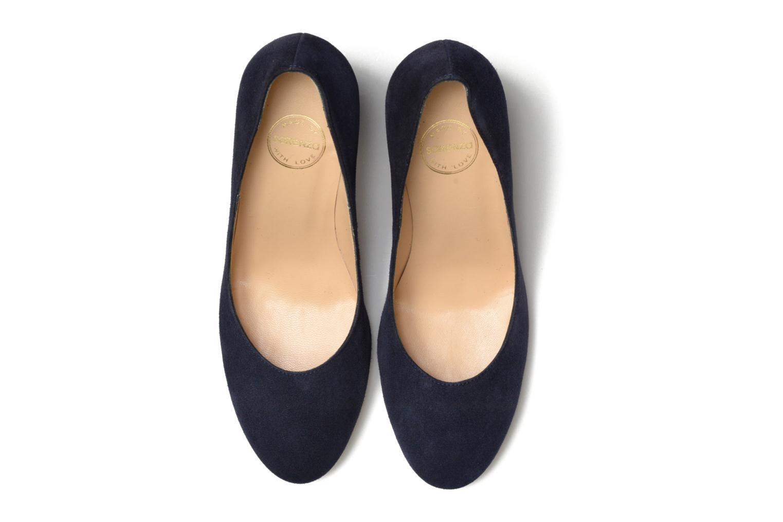 Escarpins Made by SARENZA Carioca Crew Escarpins #4 Bleu vue portées chaussures