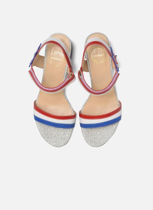 Sandalen Made by SARENZA 90's Girls Gang Sandales à Talons #1 mehrfarbig schuhe getragen