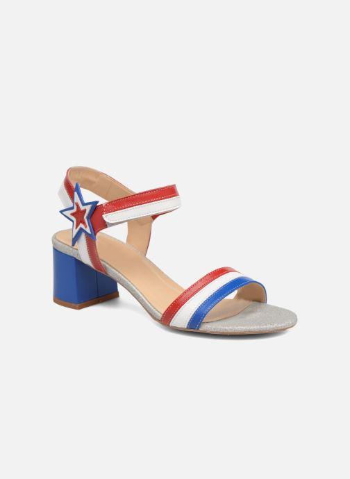 Sandales et nu-pieds Made by SARENZA 90's Girls Gang Sandales à Talons #1 Multicolore vue droite
