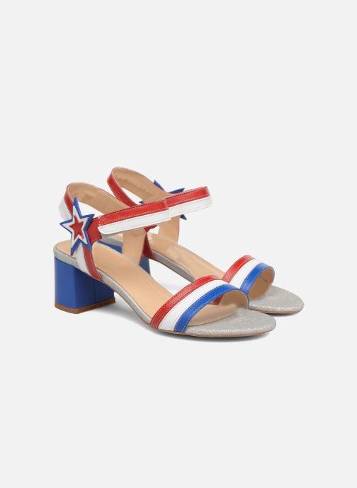 Sandales et nu-pieds Made by SARENZA 90's Girls Gang Sandales à Talons #1 Multicolore vue derrière