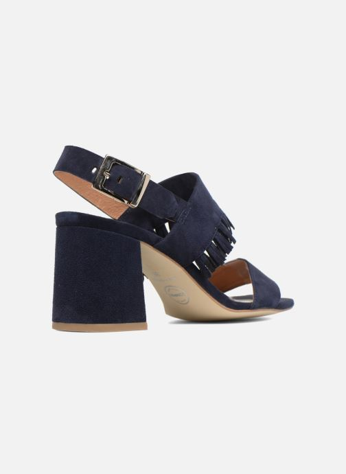 Sandales et nu-pieds Made by SARENZA Bombay Babes Sandales à Talons #1 Bleu vue face