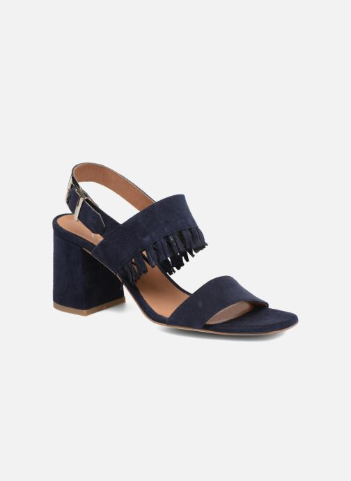 Sandales et nu-pieds Made by SARENZA Bombay Babes Sandales à Talons #1 Bleu vue droite