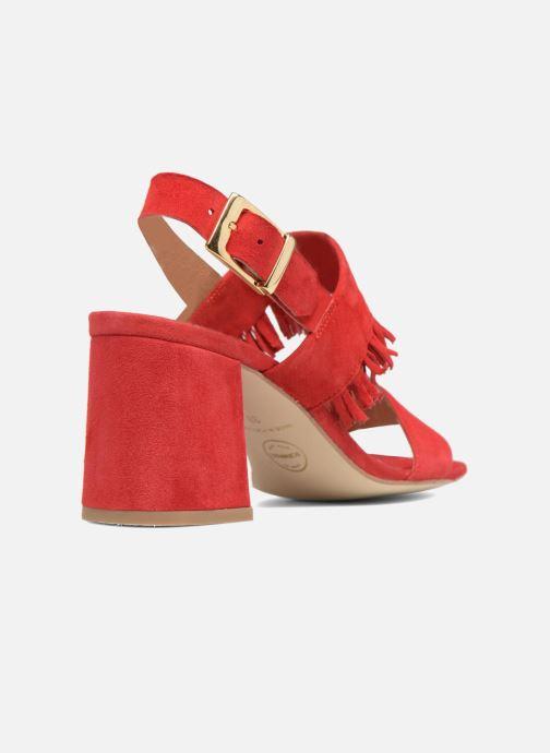 Sandali e scarpe aperte Made by SARENZA Bombay Babes Sandales à Talons #1 Rosso immagine frontale