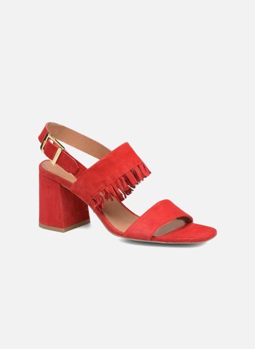 Sandali e scarpe aperte Made by SARENZA Bombay Babes Sandales à Talons #1 Rosso immagine destra