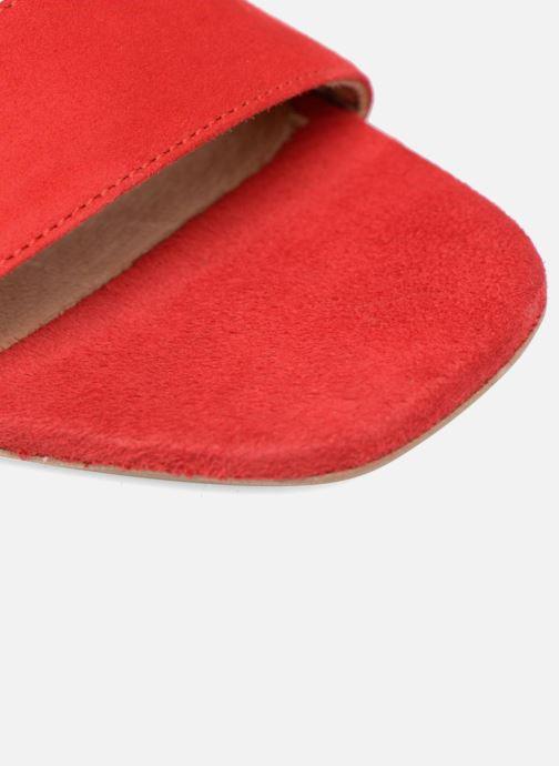 Sandali e scarpe aperte Made by SARENZA Bombay Babes Sandales à Talons #1 Rosso immagine sinistra