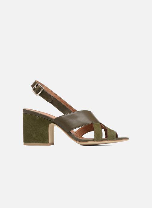 Sandales et nu-pieds Made by SARENZA 90's Girls Gang Sandales à Talons #2 Vert vue détail/paire