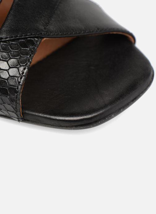 Sandali e scarpe aperte Made by SARENZA 90's Girls Gang Sandales à Talons #2 Nero immagine sinistra