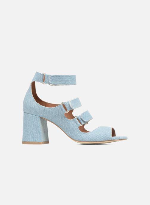 Sandales et nu-pieds Made by SARENZA 90's Girls Gang Sandales à Talons #3 Bleu vue détail/paire