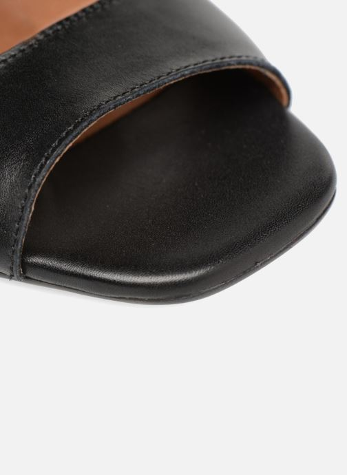 Sandali e scarpe aperte Made by SARENZA 90's Girls Gang Sandales à Talons #3 Nero immagine sinistra