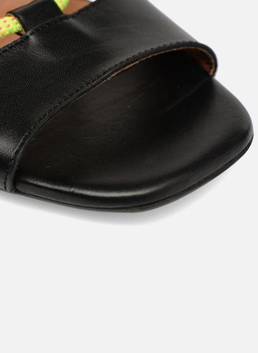 Sandales et nu-pieds Made by SARENZA 90's Girls Gang Sandales à Talons #4 Noir vue gauche