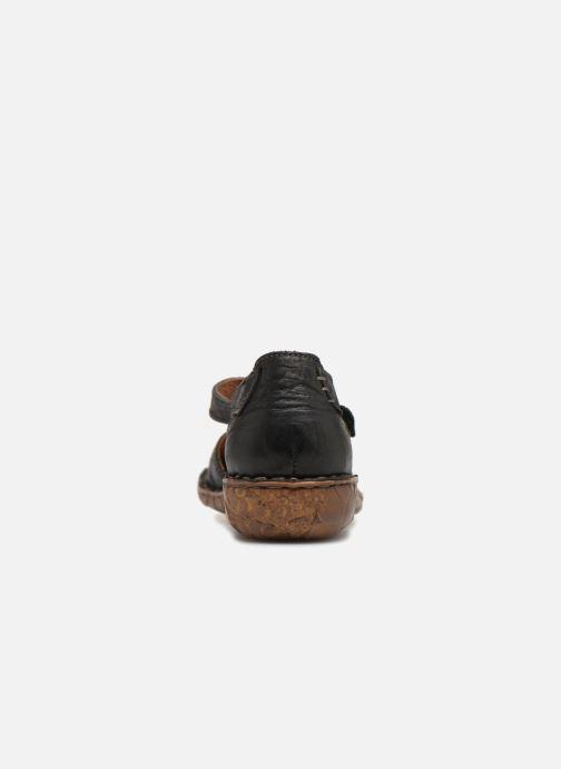 Sandales et nu-pieds Josef Seibel Rosalie 29 Noir vue droite