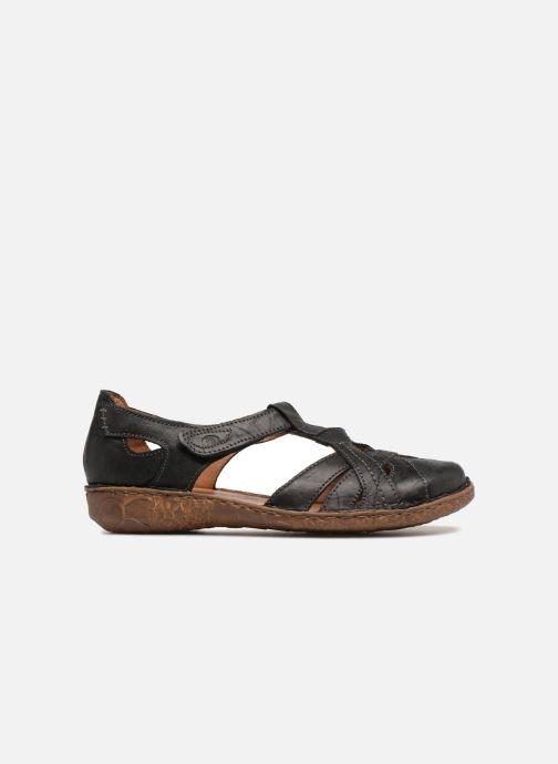 Sandales et nu-pieds Josef Seibel Rosalie 29 Noir vue derrière