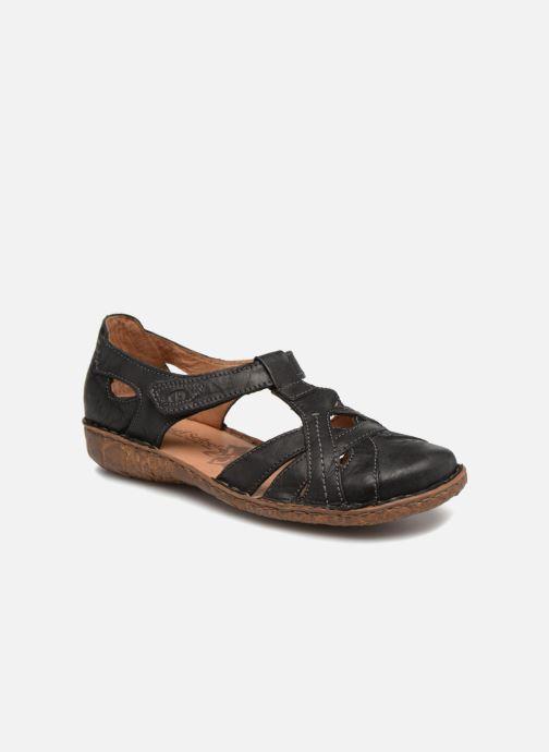 Sandales et nu-pieds Josef Seibel Rosalie 29 Noir vue détail/paire