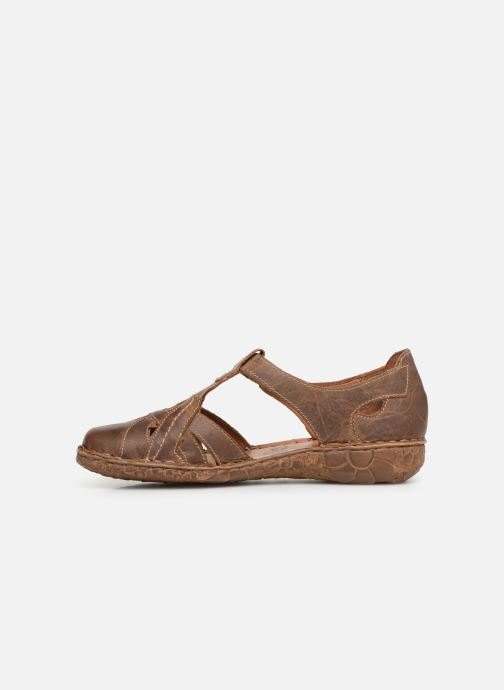 Sandales et nu-pieds Josef Seibel Rosalie 29 Marron vue face