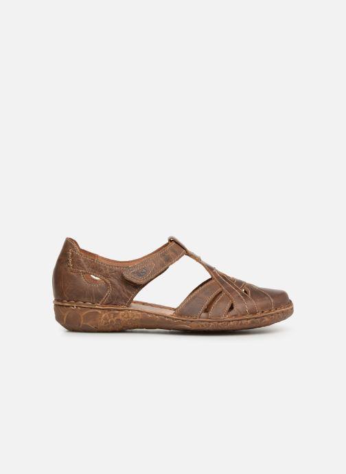 Sandales et nu-pieds Josef Seibel Rosalie 29 Marron vue derrière