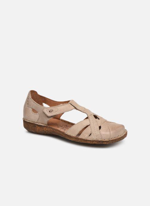 Sandales et nu-pieds Josef Seibel Rosalie 29 Beige vue détail/paire