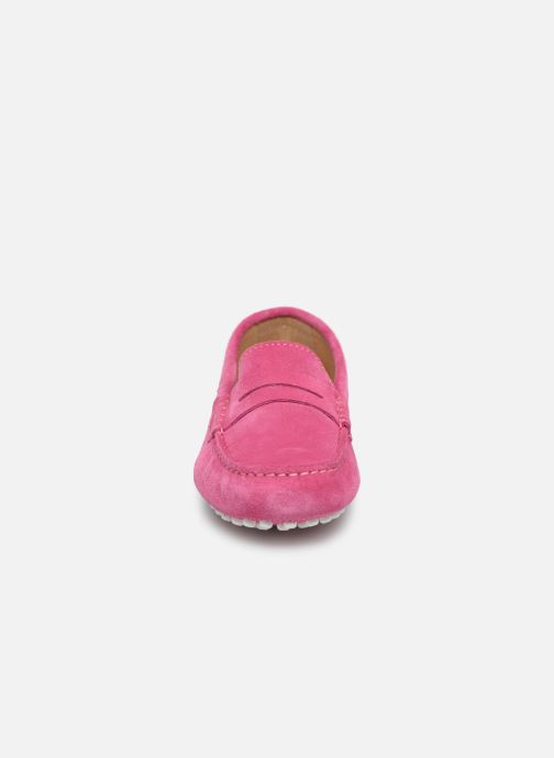 Loafers Georgia Rose Stalimac Rosa bild av skorna på