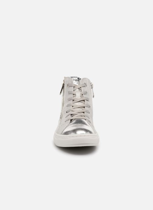 Escarpins Marco Tozzi Lizok Gris vue portées chaussures